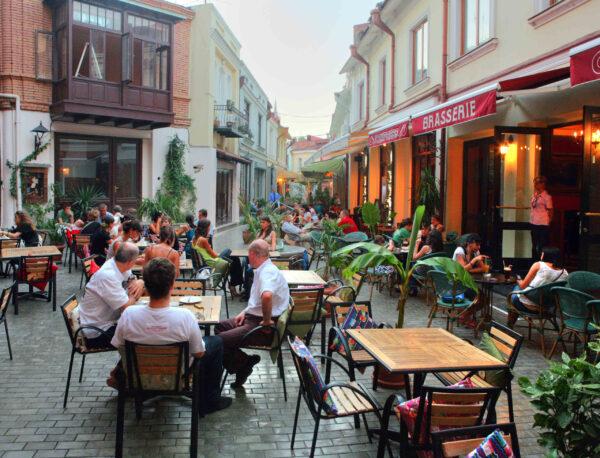 Куда отправиться навыходные: Тбилиси