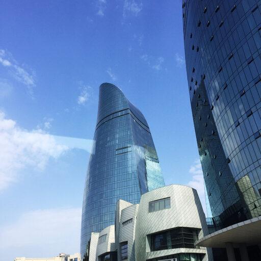 Баку — город контрастов или «чьорт побери»
