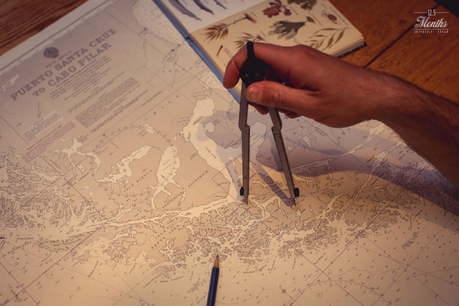 Огненная Земля. Яхтенная экспедиция 12.5 Months
