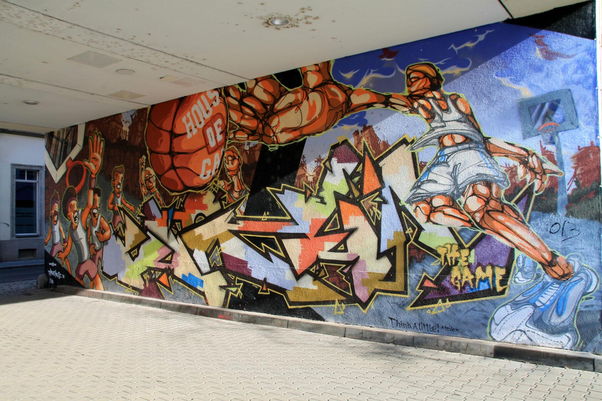 Дрезденские граффити или прогулка поНойштадту.